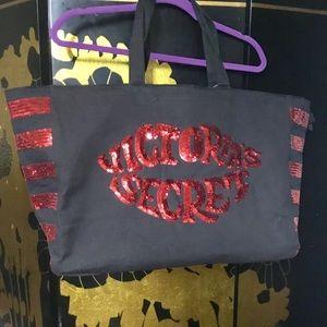 Jumbo Sequin Victoria's Bag